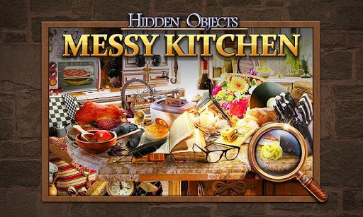 Kitchen Makeover Hidden Object