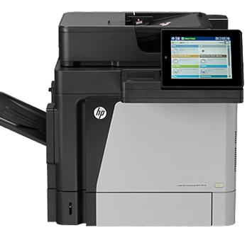 HP Mono LaserJet Enterprise M630h MFP  drivers Download