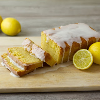 Cake Mix Double Lemon Bread.
