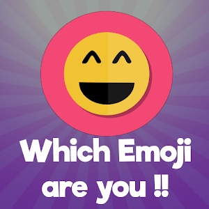 8 Emoji, Guess which character are you - Play Quiz