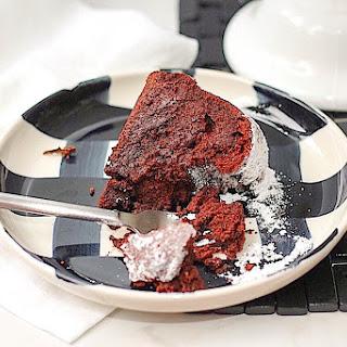 FLOURLESS CHOCOLATE CAKE GLUTEN FREE.