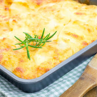 Cheesy Potatoes Without Cream Of Chicken Soup Recipes.