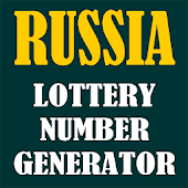 Russia Lottery Number Generator for Russia Lotto