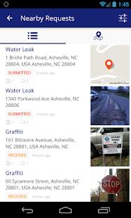The Asheville App- screenshot thumbnail