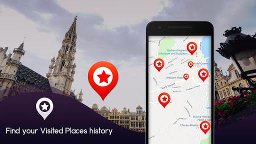 GPS, Maps, Navigations & Route Finder 1.8 screenshots 8
