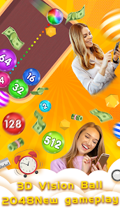 2048 Balls Merge MOD (Unlimited Money) 5