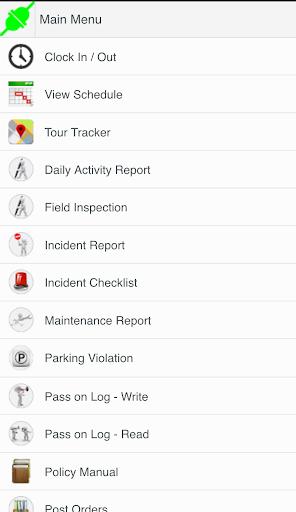 OfficerReports screenshot 9