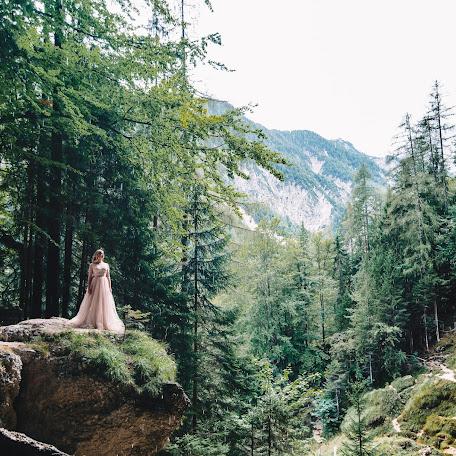 Wedding photographer Andrey Tebenikhin (atshoots). Photo of 15.10.2017