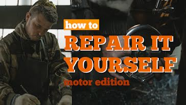 Repair It Yourself - YouTube Thumbnail template