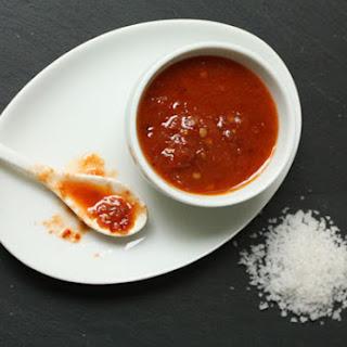 Portuguese Piri-Piri Hot Sauce.