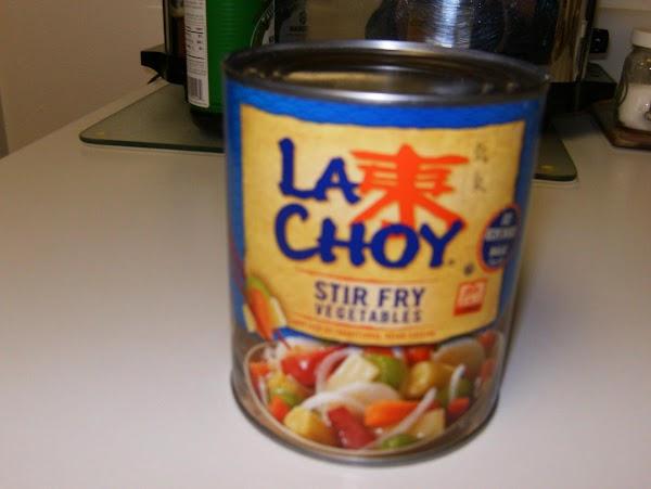 Stir cornstarch mixture into hot broth, continue to stir to mix throughly. Add stir...