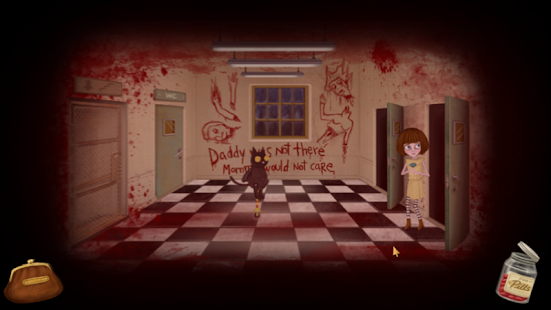 Fran Bow Chapter 1- screenshot thumbnail