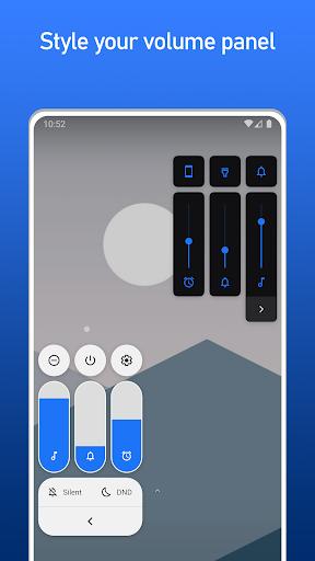 Volume Styles - Panneau de volume personnalisé screenshot 9