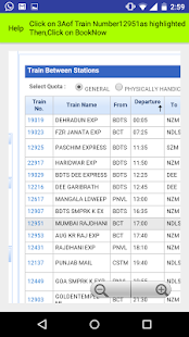 InstaBook - tatkal on IRCTC screenshot