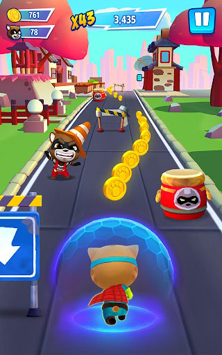 Talking Tom Hero Dash - Run Game 1.6.1.941 screenshots 19