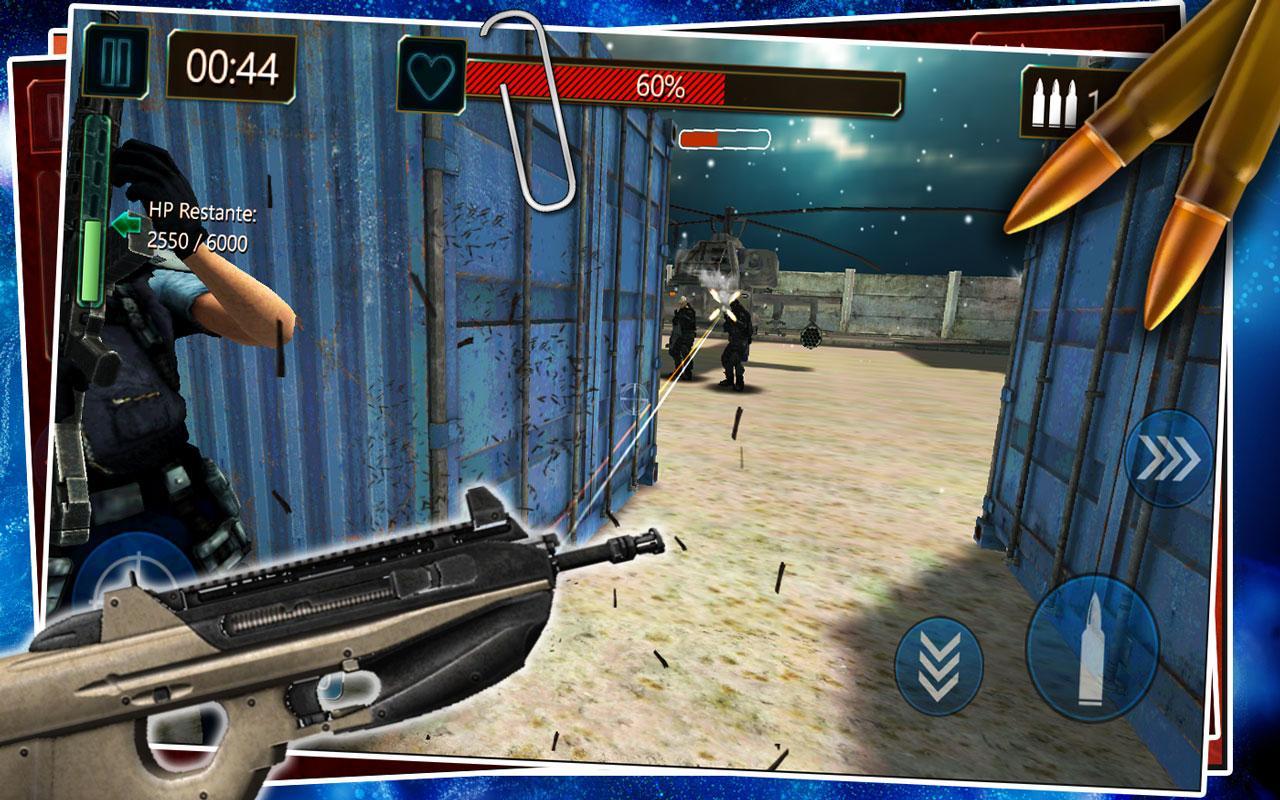 Frontline Battlefield- screenshot