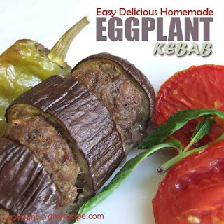 Eggplant Kebab Recipes