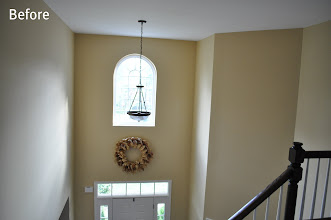 Photo: BEFORE: FOYER