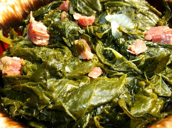 Down South Turnip Greens Recipe