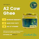 Organic A2 Cow Ghee