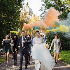 Wedding photographer Anastasiya Ermalaeva (anermalaeva89). Photo of 10.10.2017