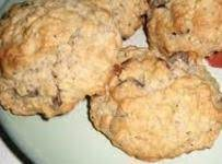 Patti's Banana Nougat Cookies Recipe
