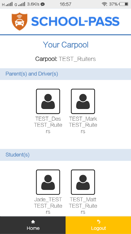 School-Pass 2017-18- screenshot