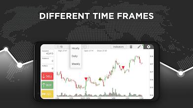 Stock Market Simulator screenshot thumbnail