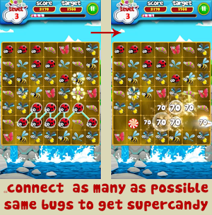 Tải Game CANDY BUGS
