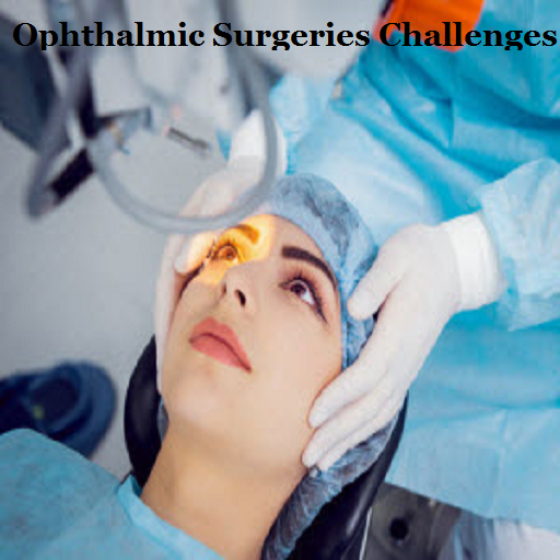 Ophthalmic Surgeries Challenges (app)