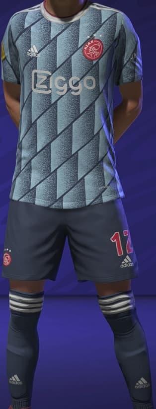 FIFA 21 Ajax Away Kit