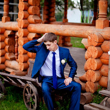 Wedding photographer Mikhail Ogarev (OGAREV). Photo of 14.01.2016