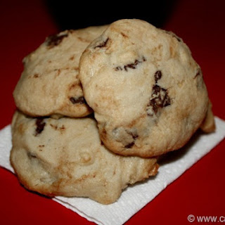Ricotta Cheese Chocolate Chip Cookies Recipe