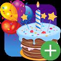 Birthday Frames Plus icon