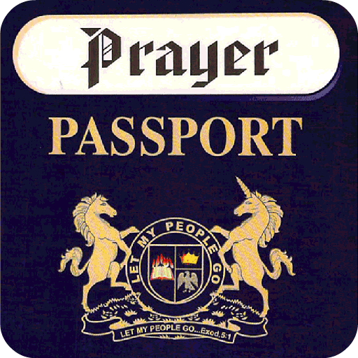 Prayer Passport Pdf