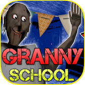Scary Granny Horror School Games