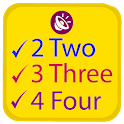 Numbers Spelling Learning icon