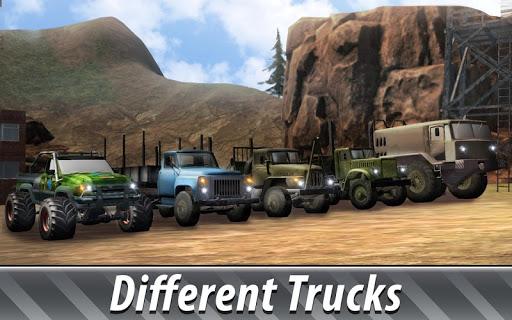 Russian Trucks Offroad 3D 2.3 screenshots 2
