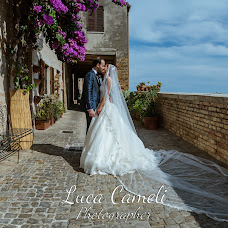 Wedding photographer Luca Cameli (lucacameli). Photo of 19.05.2018