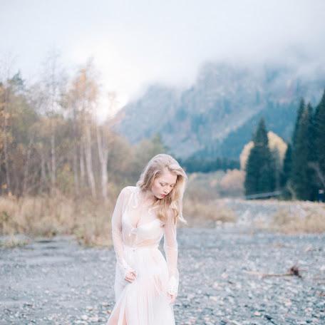 Wedding photographer Nina Belyaykina (ninelwhite). Photo of 30.09.2016