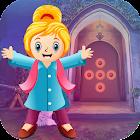 Kavi Escape Game 453 Carefree Girl Escape Game icon