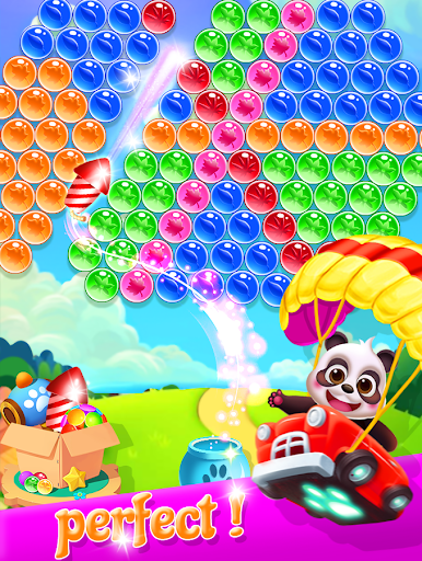 Little Panda Bubble 1.0 screenshots 4