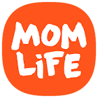 Mom.life • Pregnancy tracker & Chat rooms for moms icon