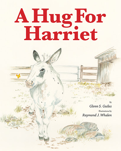 A Hug for Harriet cover