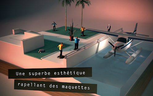 Hitman GO Capture d'écran