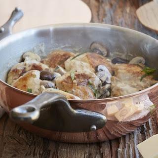 Poulet a La CrèMe Recipe