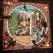 Photo: Historical Abernethy-Laugheed Logging Company mosaic pavement on 224th. Street in Maple Ridge #intercer #tree #mountain #branch #leaf #leaves #city #fall #urban #design #town #truck #work #britishcolumbia #canada #beautiful #green #mapleridge #pittmeadows #log #logging #color #brown #saw #history #mosaic #christmas - via Instagram, http://instagr.am/p/TE5QllpfrI/