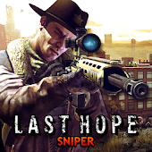 Last Hope Sniper - Zombie War: Shooting Games FPS