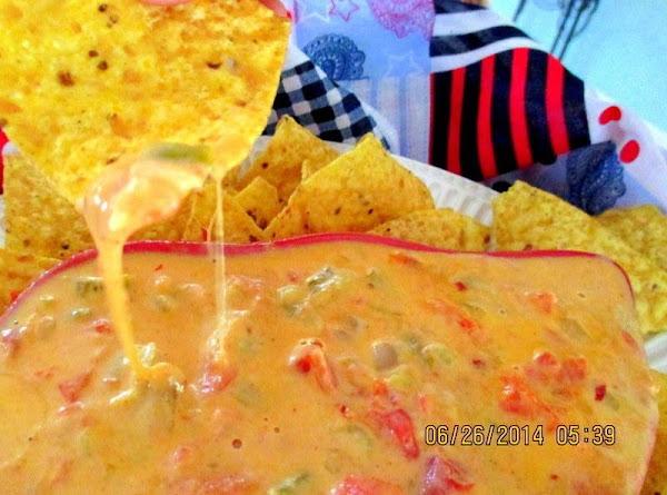 Cheesy Tex Mex Dip Recipe