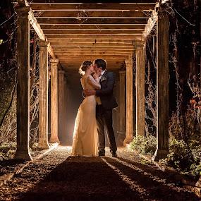 by Junita Stroh - Wedding Bride & Groom